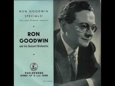 Irama padang Pasir oleh Ron Goodwin