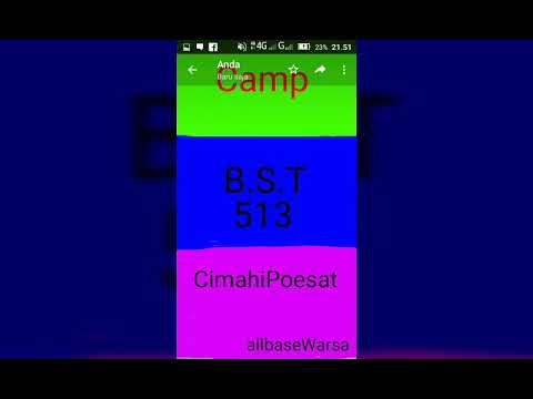 Camp B.S.T#513 (pemenang)