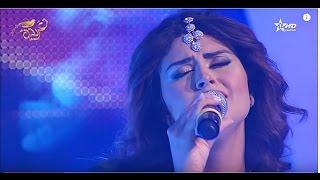 سلمى رشيد تــبهر رياض العمر باحساسها .....( ديو غنائي ) اغنية امانة عليك يا مركب Taghrida HD