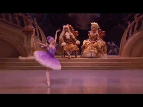 The Australian Ballet's Principal Artist Amber Scott