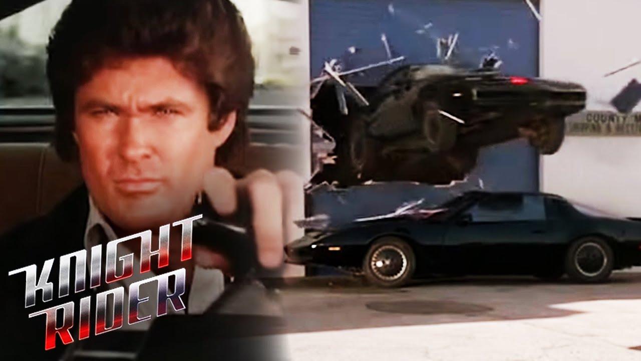 Download KITT VS KARR - The Showdown   Knight Rider