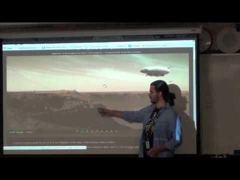 Explanation of WANDERERS short film by Erik Wernquist