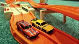 1970 Hot Wheels Sizzlers California/8 Race Set | Smackeral Cafe