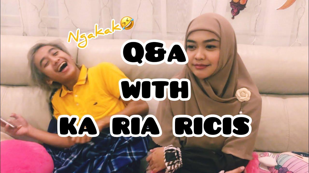Q&A BARENG KA RIA RICIS