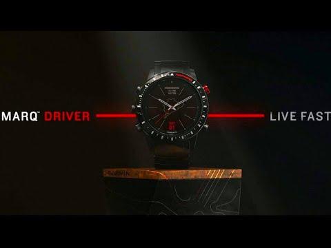 Pametni satovi za vozače! - Garmin Marq