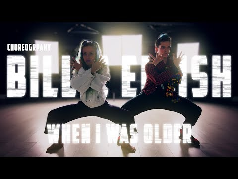 Billie Eilish - WHEN I WAS OLDER dance  Patman Crew Choreography