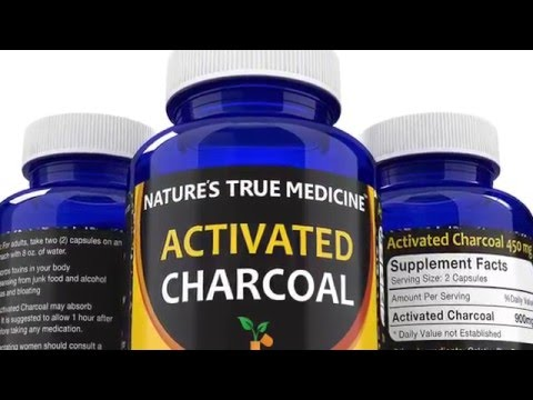 activated charcoal: is it necessary?