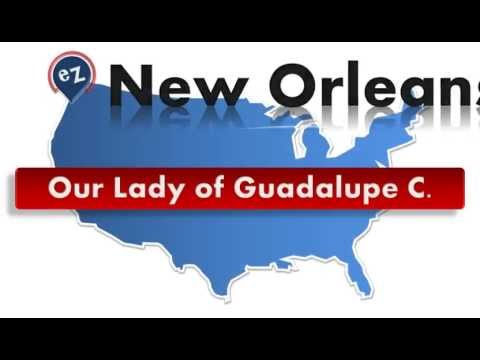 New Orleans - Our Lady of Guadalupe Chapel - Web