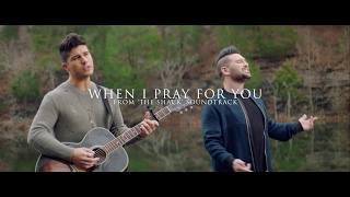 Смотреть клип Dan + Shay - When I Pray For You
