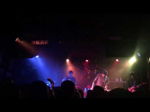 Saosin - old friends LIVE @ Chain Reaction night 1 01/08/2018