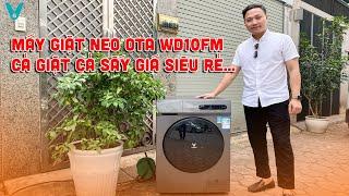 [HOT] Máy giặt Xiaomi Viomi NEO OTA 10kg (WD10FM) - Sấy 6Kg - Động cơ biến tần - Giá Siêu Rẻ