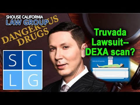 Truvada Lawsuit – Do I need a DEXA scan?