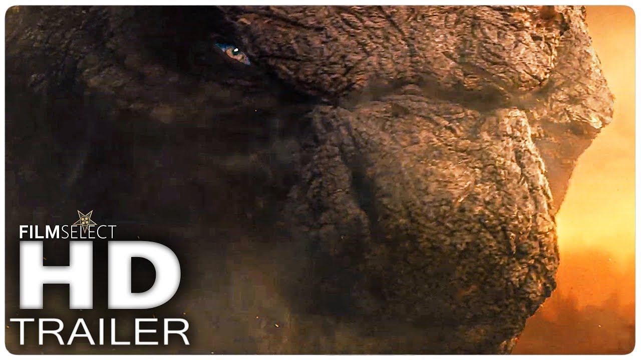GODZILLA 2: King of the Monsters Trailer 2 Italiano (2019)
