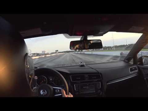 Repeat MK7 GTI APR Stage 1 vs 2012 WRX STI Cobb Stage 2 by