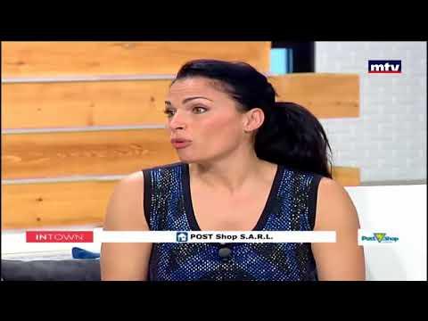 Lipoxyne on TV (Lebanon)