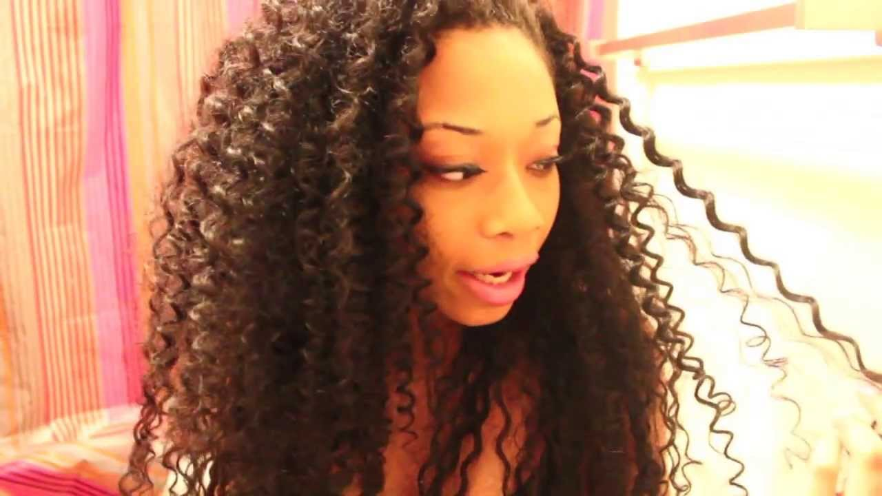 Aliexpress Inexpensive Virgin Brazilian Spiral Curl For Your Nice