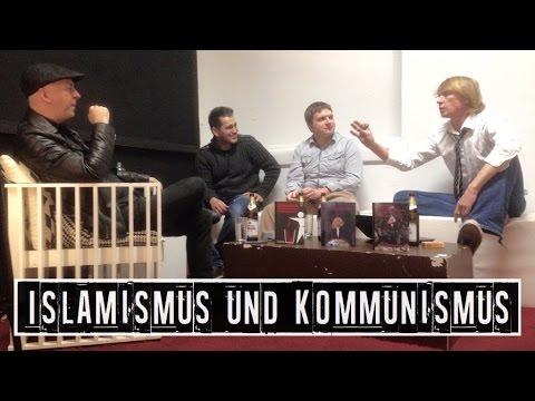 """""""Sie wollen Rache"""" - Islamismus & Kommunismus: Knechtel, Eggert, Janich, Khosrozadeh"""
