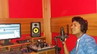 Rimjhim Dharate | Babul Hossain | karaoke | SHAPTA SHOR STUDIO | Haluaghat, Mymensingh