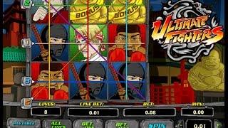 Секрет игрового автомата Ultimate Fighters