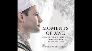 New album release trailer: Moments of Awe, Music of the High Holidays