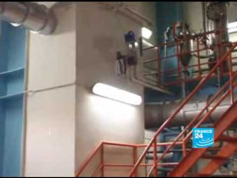 Iran: A guided tour of the Isfahan nuclear plant