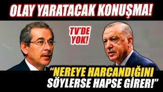 Abdüllatif Şener \Nereye harcandığını söylerse hapse girer\ dedi AKPyi topa tuttu