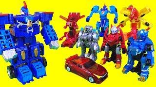 터낭매카드 에반킹 윙피닉스 켄타스콘 카봇 에반프라임 드라고닉스 몬카트 장난감 transforming car toys