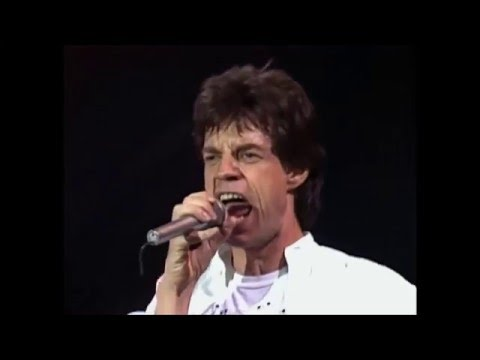The Rolling Stones - It's Only Rock And Roll (But I Like It) (Live at Tokyo Dome 1990)