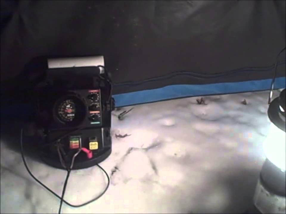 fish trap guide ice shack led lighting - youtube, Reel Combo