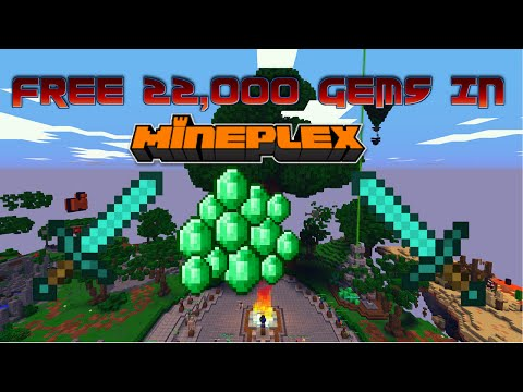 HOW TO GET FREE GEMS IN MINEPLEX!!! (UNPATCHED 2017)
