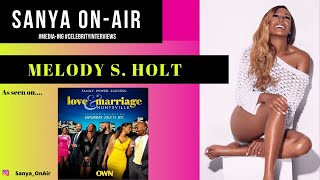 Love & Marriage Huntsville: Melody S. Holt