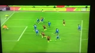 Roma Sassuolo 1-1 goal Paredes 2016-2017
