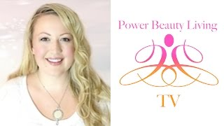 Power Beauty Living TV - Crystal Grounding Meditation For Stress|Rebecca Tinkle