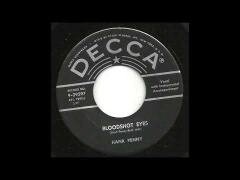 Hank Penny - Bloodshot Eyes
