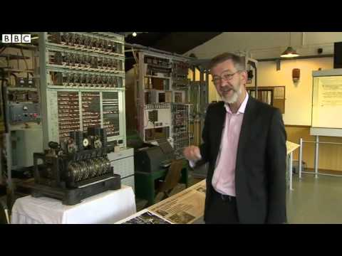 Bletchley Park coders on cracking Hitler's secret code   BBC News