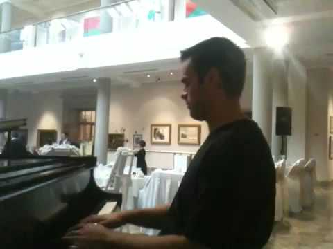 THE ZOU - Pianist Michael Moritz performs LMNOP (theme and