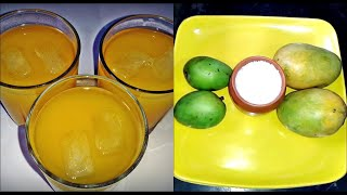 Fresh Mango Juice - How To make Mango Frooti at Home I Aamras Recipe
