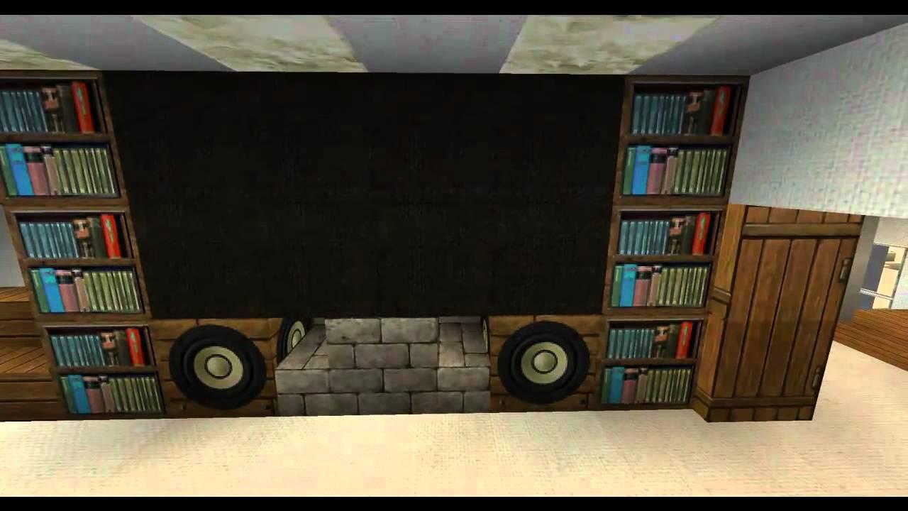 Minecraft inneneinrichtung 7 youtube - Minecraft inneneinrichtung ...