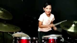 Download lagu Wali - Ada Gajah Dibalik Batu - Drum Cover by Nur Amira Syahira