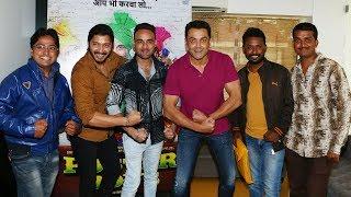 Bobby Deol And Shreyas Talpade At Poster Boys Fan Meet