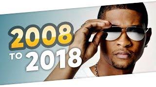 BEST OF 2008 ➤ Diese Lieder werden 2018 10 JAHRE ALT!