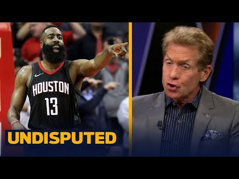 Skip and Shannon discuss James Harden's MVP chances after 60-point triple-double | UNDISPUTED