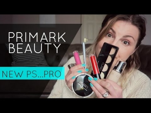 ee2e372d13b NEW / Primark PS...PRO Beauty / EVERY PRODUCT SWATCHED - YouTube