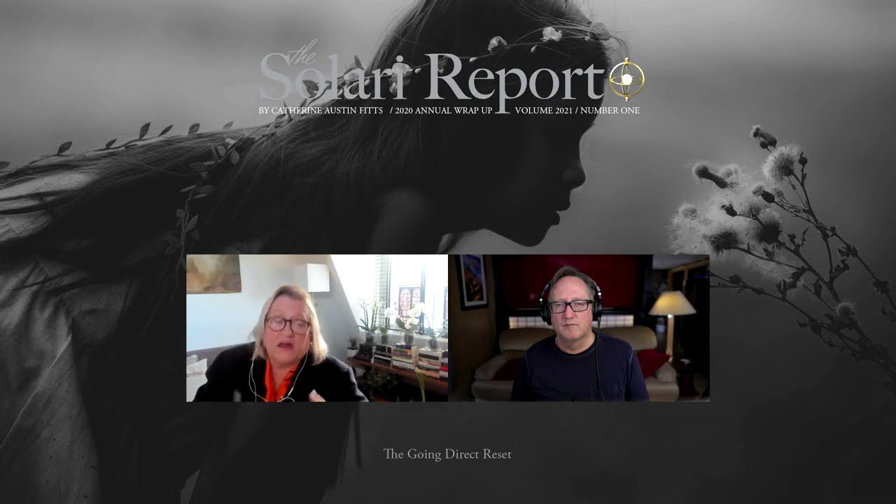 Just A Taste: 2020 Annual Wrap Up -  The Going Direct Reset with John Titus