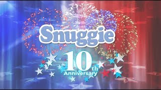 Snuggie 10 Year Anniversary YouTube poster