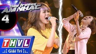 THVL | Đấu trường âm nhạc - Tập 4[2]: Ta Chẳng Còn Ai - Kim Thành, Pha Lê