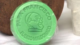 Elderly Home Residents Make 'Pope Soap' In Anticipation of Francis' Arrival