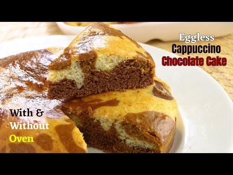 పక్కా కొలతలతో ఇంట్లోనే చేసుకోగలిగే eggless sponge cake in cooker and in oven recipe || Vismai Food