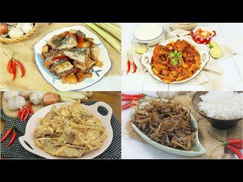 Đổi Vị Bữa Cơm Hàng Ngày Với Món Ngon Từ CÁ | Feedy TV