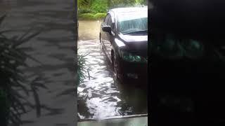 Rain in Lahore | View from my main door | Urooj